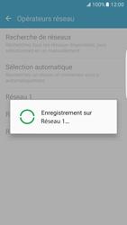 Samsung Galaxy S7 Edge - Réseau - Sélection manuelle du réseau - Étape 9