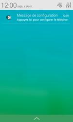 Alcatel Pop S3 (OT-5050X) - Internet - Configuration automatique - Étape 4