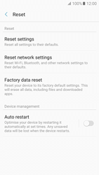 Samsung Galaxy A5 (2017) - Mobile phone - Resetting to factory settings - Step 6