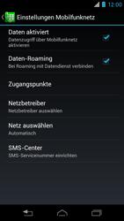 Motorola RAZR i - Ausland - Auslandskosten vermeiden - 1 / 1