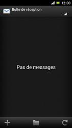 Sony Xperia J - E-mail - Configuration manuelle - Étape 17