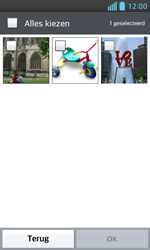 LG E460 Optimus L5 II - MMS - afbeeldingen verzenden - Stap 14