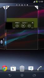 Sony Xperia Z1 Compact - Prise en main - Installation de widgets et d