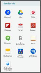 Samsung G850F Galaxy Alpha - Internet und Datenroaming - Verwenden des Internets - Schritt 19