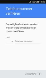 Samsung Galaxy Xcover 3 VE (G389) - Applicaties - Account aanmaken - Stap 7