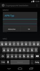 LG D821 Google Nexus 5 - MMS - Manuelle Konfiguration - Schritt 13
