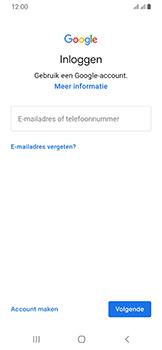 Samsung Galaxy A40 - E-mail - e-mail instellen (gmail) - Stap 9