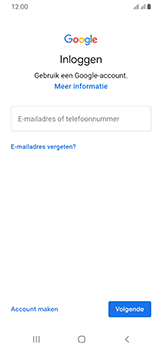 Samsung Galaxy A40 - E-mail - Handmatig instellen (gmail) - Stap 9