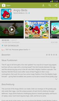 Samsung Galaxy Tab 3 7-0 - Apps - Herunterladen - 16 / 19