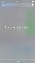 Apple iPhone SE - iOS 10 - iOS features - Personnaliser les notifications - Étape 14