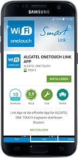 Alcatel MiFi Y900 - Apps - Anwendung für das Smartphone herunterladen - Schritt 8