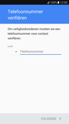 Samsung Galaxy J5 (2016) (J510) - Applicaties - Account instellen - Stap 9