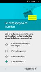 Samsung A310F Galaxy A3 (2016) - Applicaties - Account instellen - Stap 19