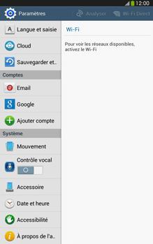 Samsung Galaxy Tab 3 8-0 LTE - Logiciels - Installation de mises à jour - Étape 5