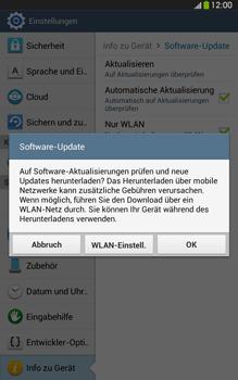 Samsung Galaxy Tab 3 8-0 LTE - Software - Installieren von Software-Updates - Schritt 8