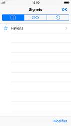 Apple iPhone 5s - iOS 12 - Internet - Navigation sur Internet - Étape 8