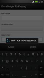 HTC Desire 601 - E-Mail - Konto einrichten - Schritt 14