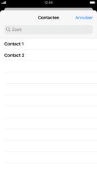 Apple iPhone 6s - iOS 13 - MMS - afbeeldingen verzenden - Stap 6