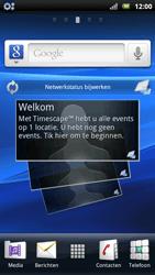 Sony Xperia Neo - MMS - Automatisch instellen - Stap 3