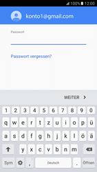 Samsung Galaxy S7 - E-Mail - Konto einrichten (gmail) - 0 / 0