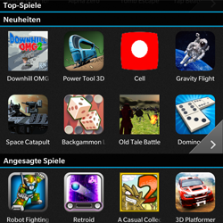 BlackBerry Q5 - Apps - Herunterladen - 7 / 25