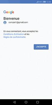 Huawei Mate 10 Pro - E-mail - Configuration manuelle (gmail) - Étape 12