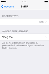 Apple iPhone 4 met iOS 7 - E-mail - Instellingen KPNMail controleren - Stap 20