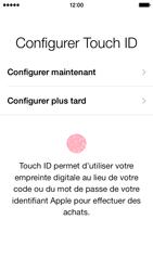 Apple iPhone 5 - Premiers pas - Créer un compte - Étape 38
