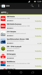 Sony Xperia T - Apps - Installieren von Apps - Schritt 20