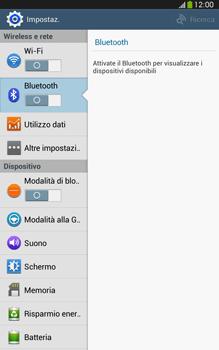 Samsung Galaxy Tab 3 8-0 LTE - Bluetooth - Collegamento dei dispositivi - Fase 5