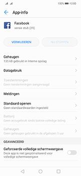 Huawei Mate 20 Lite - apps - apps afsluiten - stap 8