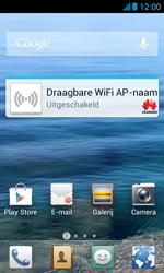 Huawei Ascend Y300 - e-mail - handmatig instellen - stap 3