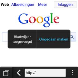 BlackBerry Q10 - Internet - internetten - Stap 6