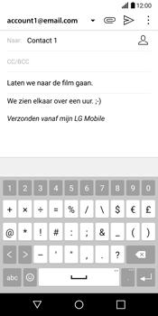 LG G6 H870 - E-mail - Bericht met attachment versturen - Stap 11