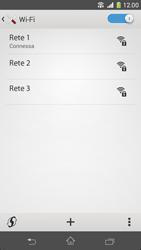 Sony Xperia Z1 Compact - WiFi - Configurazione WiFi - Fase 8