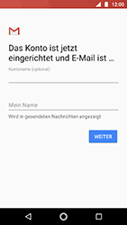 Motorola Moto G5s - E-Mail - Konto einrichten (yahoo) - 12 / 16