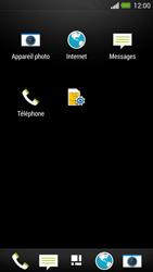 HTC One - Photos, vidéos, musique - Créer une vidéo - Étape 3
