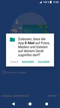 Sony Xperia XA2 Ultra - E-Mail - Konto einrichten (outlook) - Schritt 12