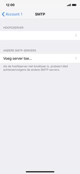 Apple iphone-x-met-ios-12-model-a1901 - E-mail - Handmatig instellen - Stap 21