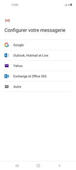 Samsung Galaxy A21s - E-mails - Ajouter ou modifier un compte e-mail - Étape 8