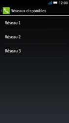 Alcatel One Touch Idol Mini - Réseau - Sélection manuelle du réseau - Étape 12