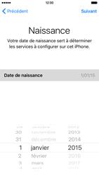 Apple iPhone SE - Premiers pas - Créer un compte - Étape 20