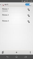 Sony Xperia Z3 - WiFi - Configuration du WiFi - Étape 8