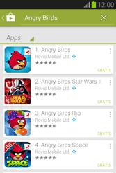 Samsung S6790 Galaxy Fame Lite - apps - app store gebruiken - stap 16