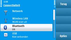 Nokia N97 - Bluetooth - koppelen met ander apparaat - Stap 7