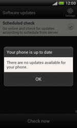 HTC Desire X - Software - Installing software updates - Step 12