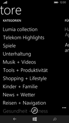 Microsoft Lumia 535 - Apps - Installieren von Apps - Schritt 11