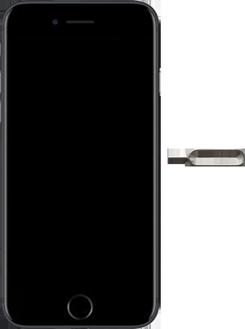 Apple iPhone SE (2020) - Device - Insert SIM card - Step 2