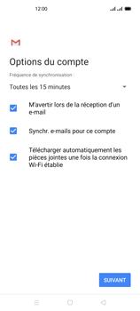 Oppo Reno 4Z - E-mails - Ajouter ou modifier votre compte Outlook - Étape 10