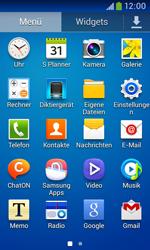 Samsung S7580 Galaxy Trend Plus - E-Mail - Konto einrichten - Schritt 3